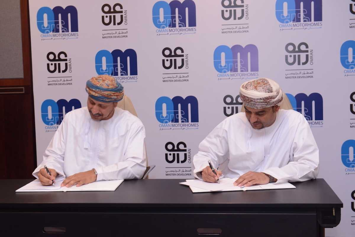 Omran Press Releases