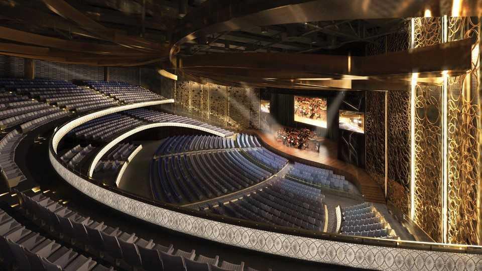 نتيجة بحث الصور عن مسرح مدينة العرفان