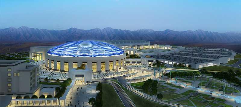 نتيجة بحث الصور عن مسرح مدينة العرفان سلطنة عمان